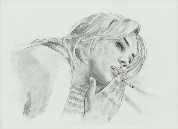 Diane Kruger by anushca22